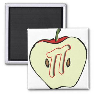 Apple PI (PIE) 3.14 Square Magnet
