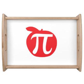 Apple Pi Serving Tray