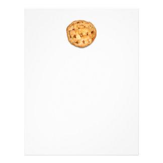 Apple Pie Add Background Color Custom Flyer