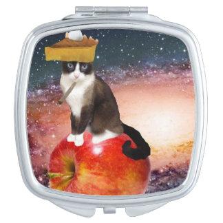 apple pie mirror for makeup