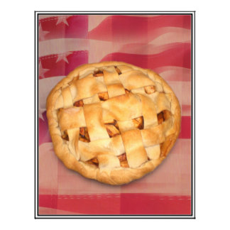 Apple Pie on Old Glory Flyers