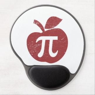 Apple Pie Pi Day Gel Mousepad