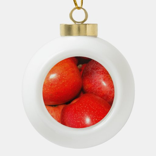 Apple Pile Ornament