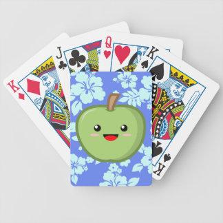 Apple Poker Deck
