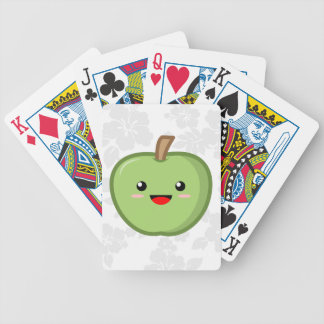 Apple Poker Deck