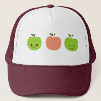 Apple Sass Trucker Hat