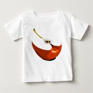 Apple slice infant t-shirt