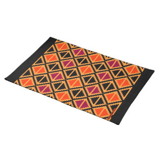 """Apple Slice"" placemat - multicolor #2"