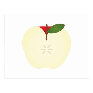 Apple Slice Postcard