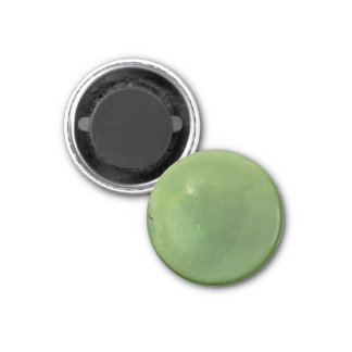 Apple Small, 1¼ Inch Round Magnet