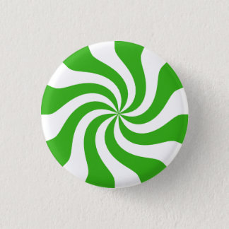Apple Swirl Candy 3 Cm Round Badge