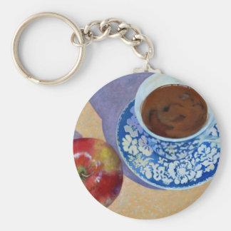 Apple Tea Key Chains