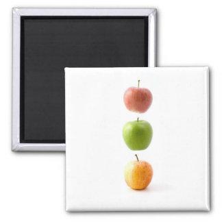 Apple Time Fridge Magnets