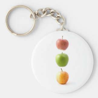 Apple Time Keychains