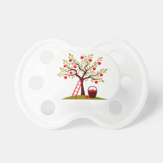 Apple Tree Baby Pacifier