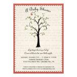 Apple Tree Baby Shower Invitation