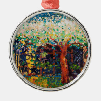 Apple Tree Blossom Christmas Ornament