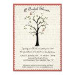 Apple Tree Bridal Shower Invitation