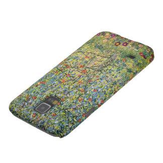 Apple Tree by Gustav Klimt, Vintage Art Nouveau Galaxy S5 Cover