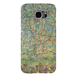Apple Tree by Gustav Klimt, Vintage Art Nouveau Samsung Galaxy S6 Cases
