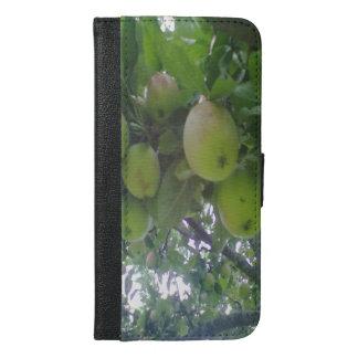 apple tree photo iPhone 6/6s plus wallet case