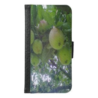 apple tree photo samsung galaxy s6 wallet case