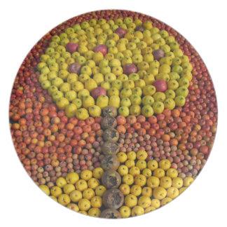 Apple Tree Plate