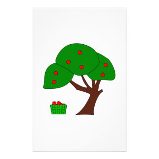 Apple Tree Stationery