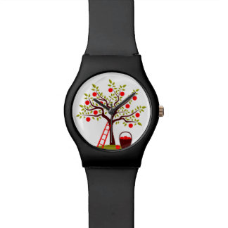 Apple Tree Wristwatches