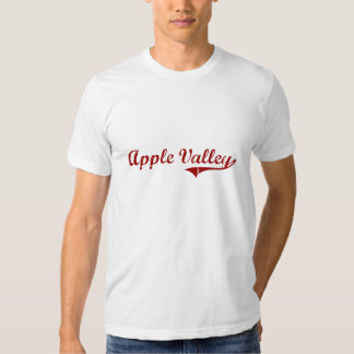 Apple Valley California Classic Design Shirt