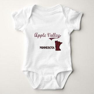 Apple Valley Minnesota City Classic T Shirts