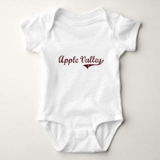 Apple Valley Minnesota Classic Design Tshirt