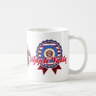 Apple Valley, MN Basic White Mug