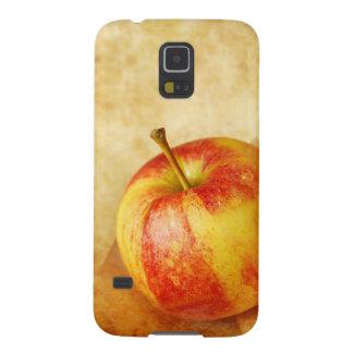 Apple vintage design galaxy s5 cover