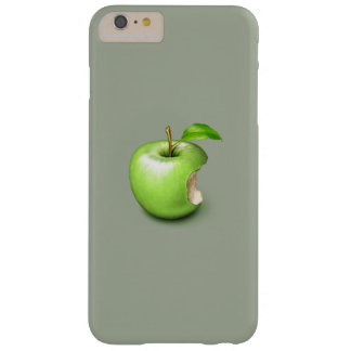 Apple with bite out of, on Apple iPhone 6/6s case