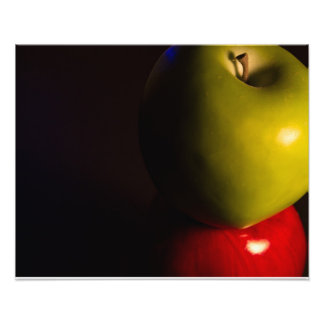 "Apples 20"" x 16"" Print Photo Art"