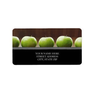 Apples Address Labels