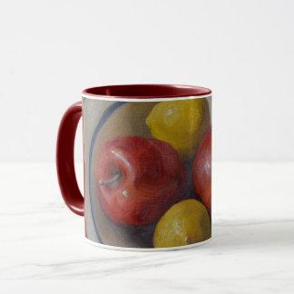 Apples and Lemons Mug