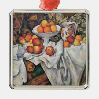 Apples and Oranges, 1895-1900 Christmas Ornament