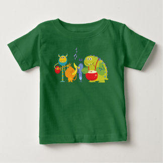 Apples & Bananas - The Band Baby T-Shirt