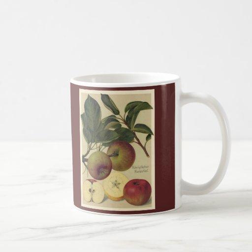 """Apples Botanical"" Mug"