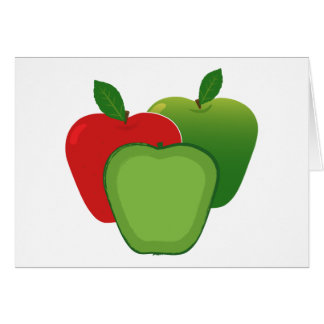 Apples Cards