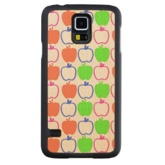 Apples Carved Maple Galaxy S5 Case