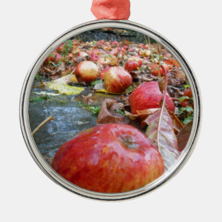 Apples Christmas Ornament