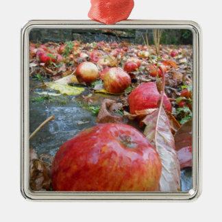 Apples Christmas Ornament