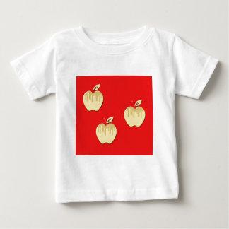 Apples Design Baby T-Shirt