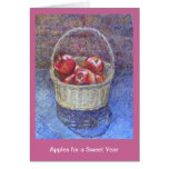 Apples for a Sweet Year Cards