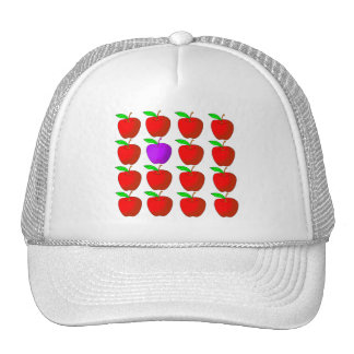 Apples for Diversity Tshirts and Products Cap