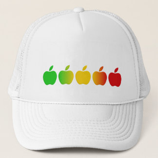 Apples hat - customizable