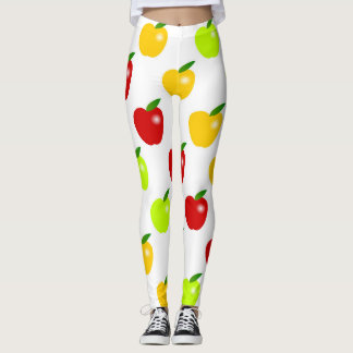 Apples Leggings